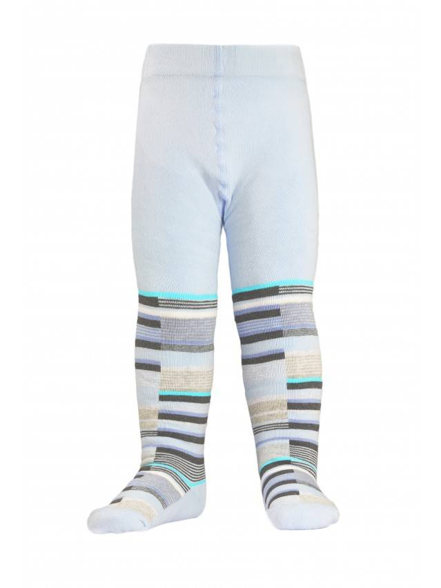 Children's tights CONTE-KIDS SOF-TIKI, s.62-74 (12),389 light blue - 1