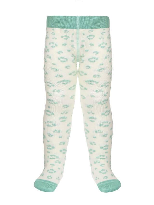 Children's tights CONTE-KIDS TIP-TOP, s.62-74 (12),382 cream-light green - 3