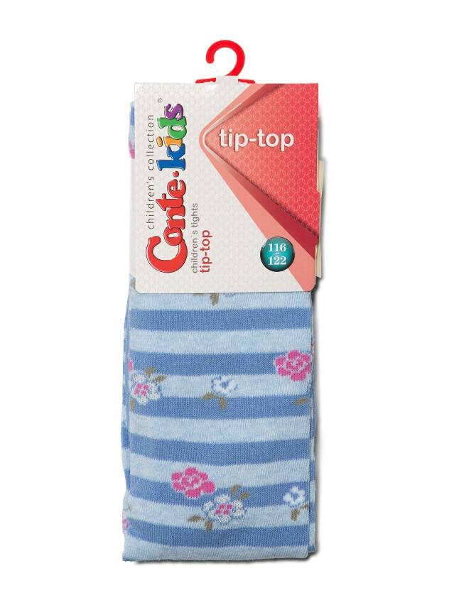 Children's tights CONTE-KIDS TIP-TOP, s.116-122 (18),409 blue - 2