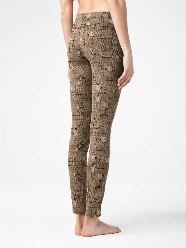 Women's trousers CONTE ELEGANT TEONA, s.164-64-92, brown - 2