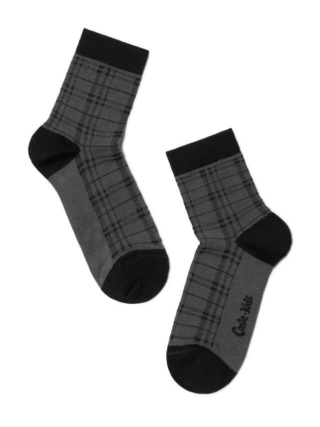 Children's socks CONTE-KIDS TIP-TOP, s.20, 196 ash grey - 1