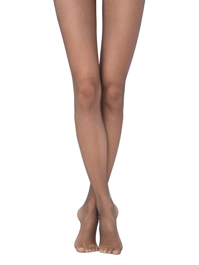 Women's tights CONTE ELEGANT RETTE MEDIUM, s.2, grafit - 1