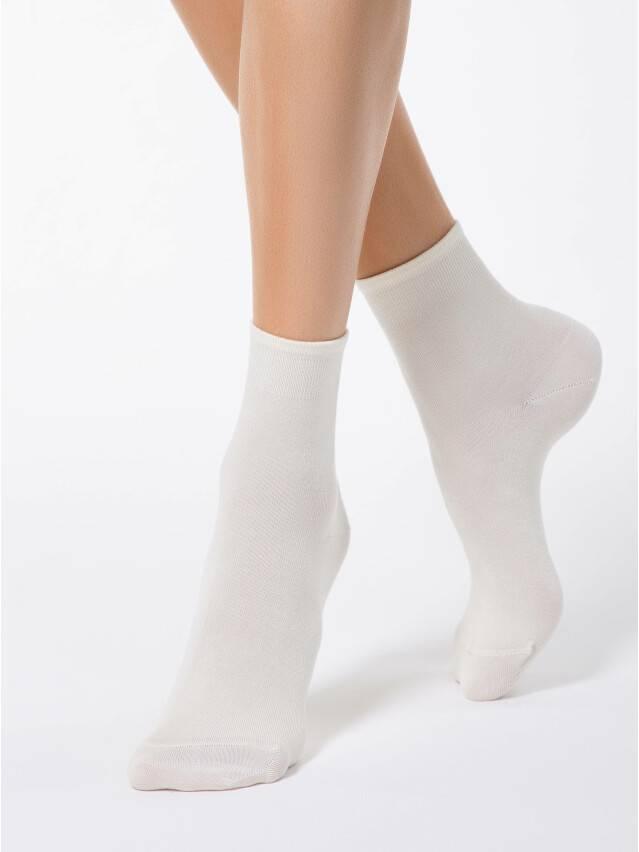 Women's socks CONTE ELEGANT BAMBOO, s.23, 000 cappuccino - 1
