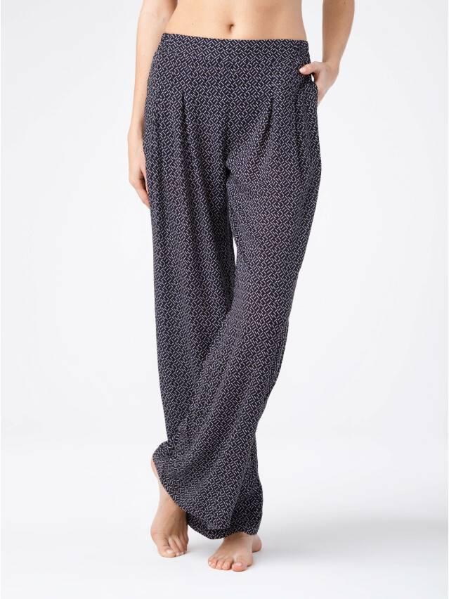 Women's trousers CONTE ELEGANT ROMA, s.164-64-92, black - 1