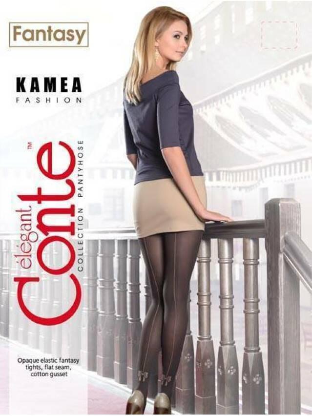 Women's tights CONTE ELEGANT KAMEA, s.2, nero - 2
