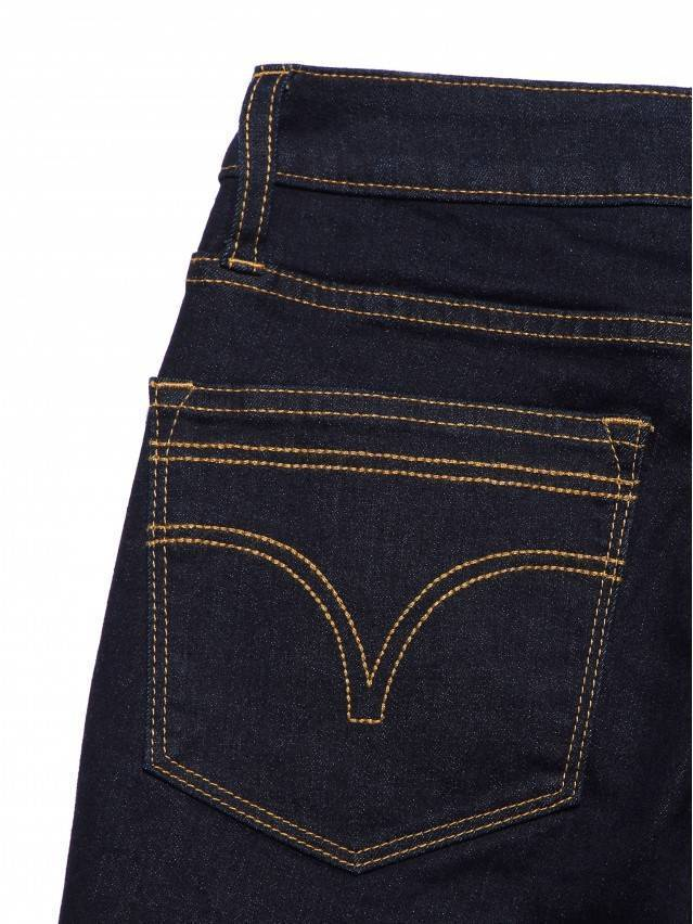 Denim trousers CONTE ELEGANT CON-183, s.170-102, indigo - 8