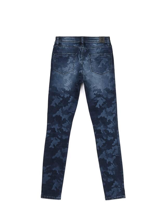 Denim trousers CONTE ELEGANT CON-93, s.170-102, navy - 4