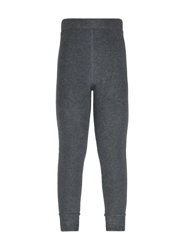 Children's leggings CONTE-KIDS SOF-TIKI, s.104-110, 000 dark grey - 1