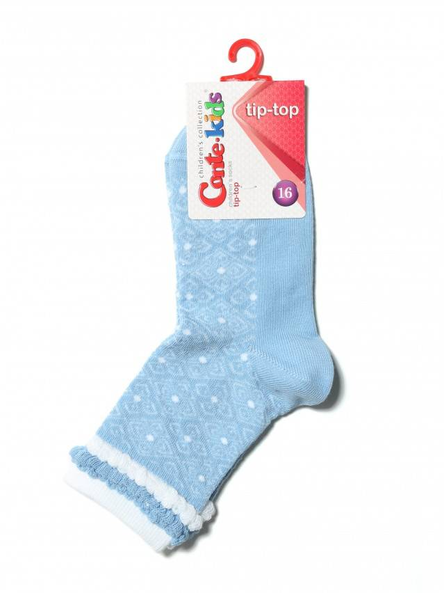 Children's socks CONTE-KIDS TIP-TOP, s.16, 191 blue - 2