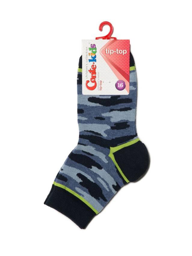 Children's socks CONTE-KIDS TIP-TOP, s.16, 228 denim - 2