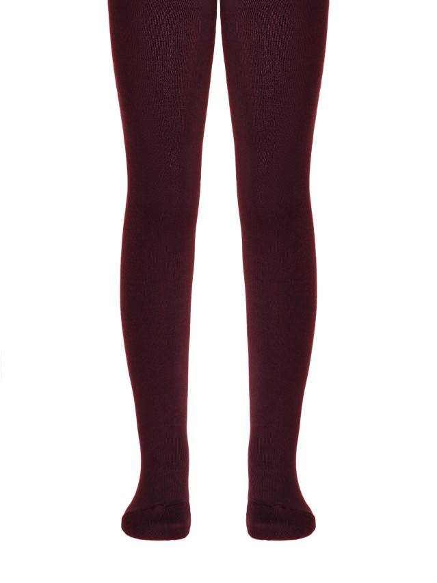 Children's tights CONTE-KIDS TIP-TOP, s.116-122 (18),000 maroon - 1