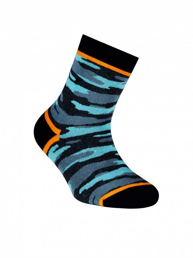 Children's socks CONTE-KIDS TIP-TOP, s.16, 228 turquoise - 1