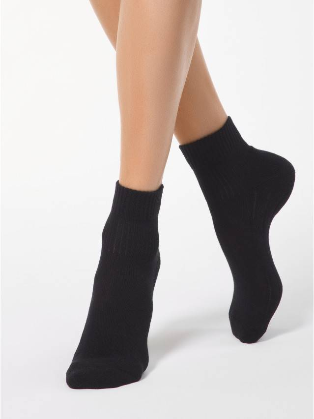 Women's socks CONTE ELEGANT ACTIVE, s.23, 026 black - 1