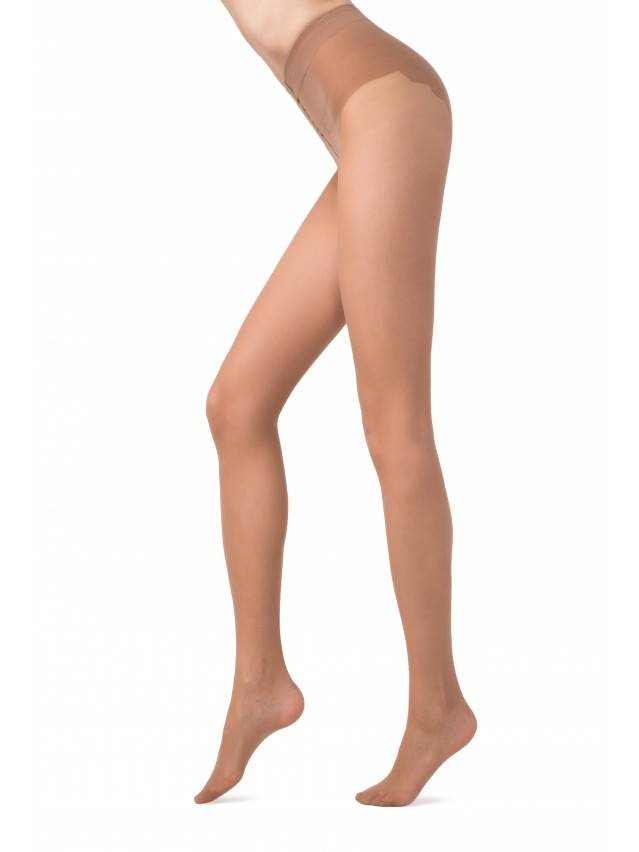 Women's tights CONTE ELEGANT BIKINI 40, s.2, bronz - 1