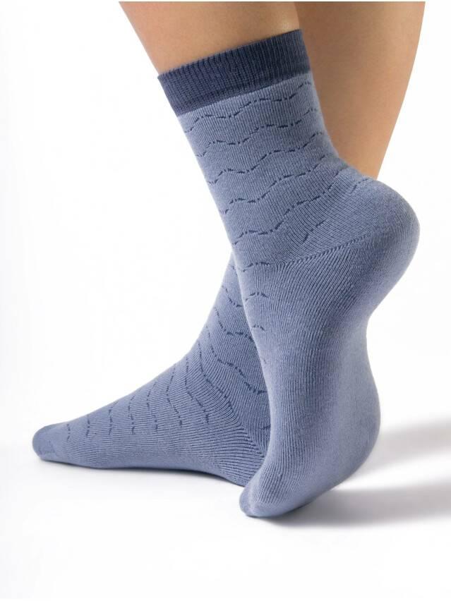 Women's socks CONTE ELEGANT COMFORT, s.23, 046 light denim - 1