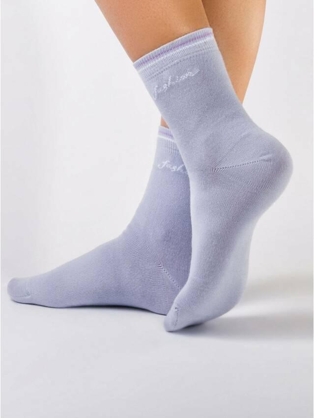 Women's socks CONTE ELEGANT CLASSIC, s.23, 045 pale violet - 1