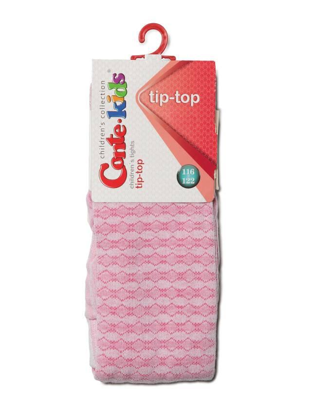 Children's tights CONTE-KIDS TIP-TOP, s.116-122 (18),315 light pink - 2