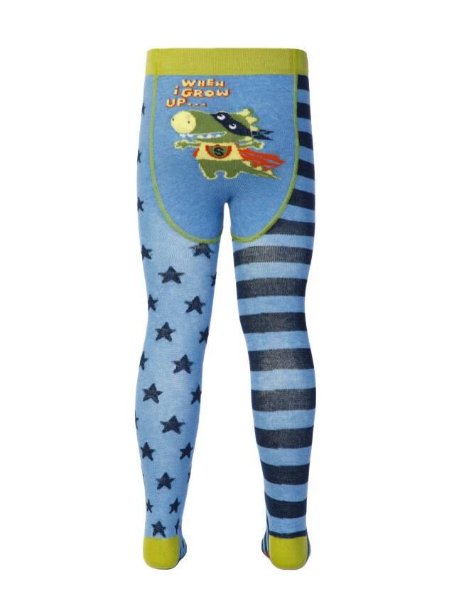 Children's tights CONTE-KIDS TIP-TOP, s.62-74 (12),358 blue - 2