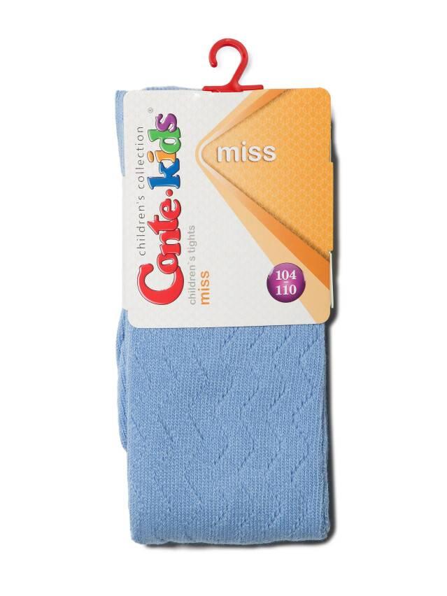 Children's tights CONTE-KIDS MISS, s.92-98 (14),268 blue - 2