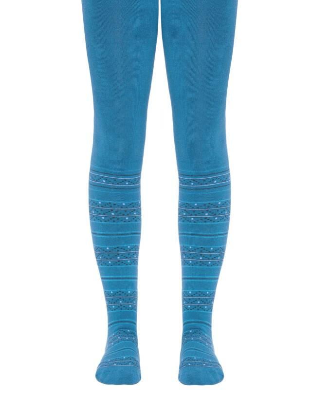 Children's tights CONTE-KIDS SOF-TIKI, s.140-146 (22),257 blue - 1