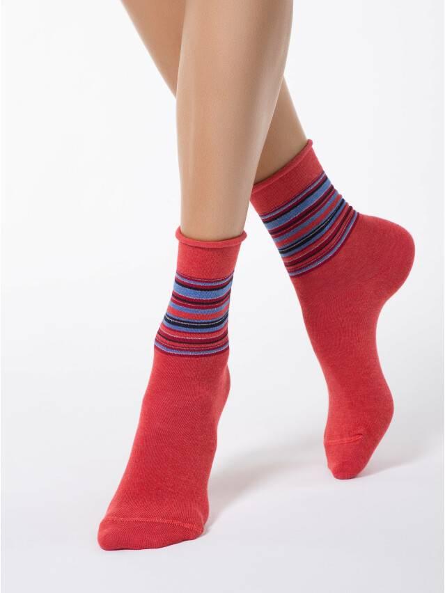 Women's socks CONTE ELEGANT COMFORT, s.23, 027 violet - 1
