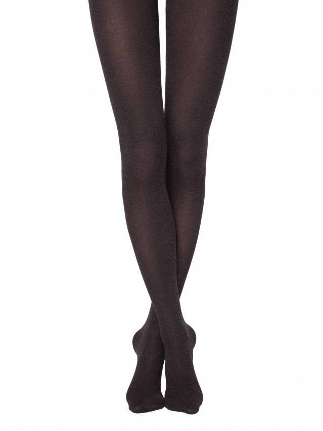 Warm viscose tights with cashmere CASHMERE 250 Lycra® 1