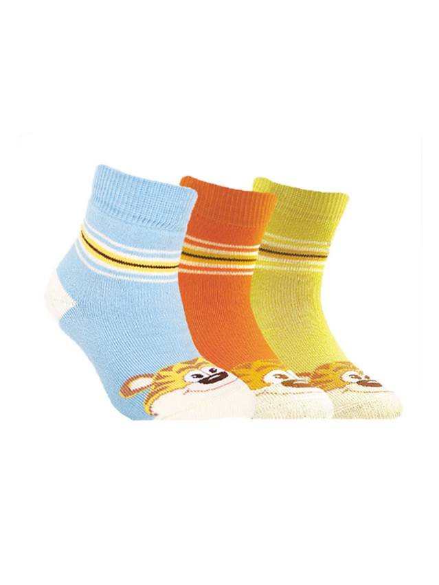 Children's socks CONTE-KIDS SOF-TIKI, s.12, 094 blue - 1
