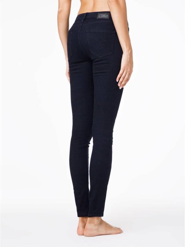 Denim trousers CONTE ELEGANT 623-100R, s.170-102, navy - 2