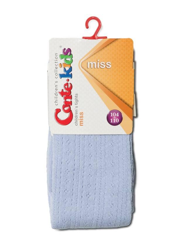 Children's tights CONTE-KIDS MISS, s.104-110 (16),270 pale violet - 2