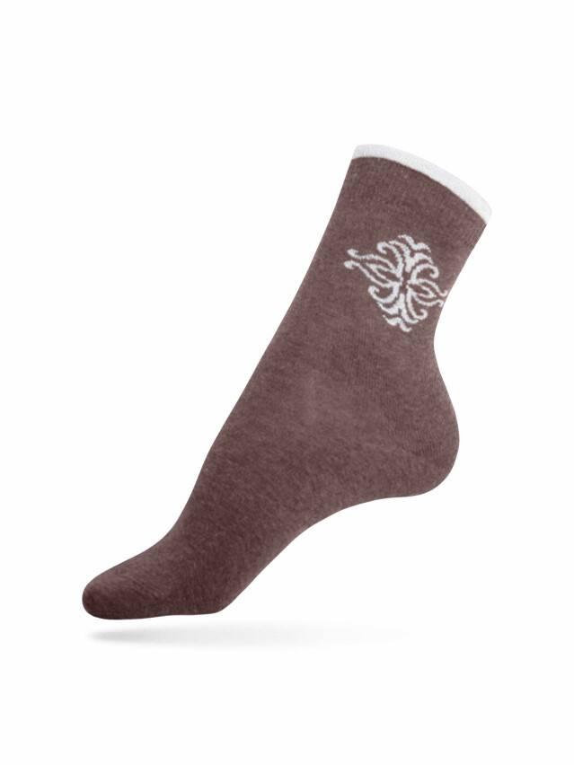 Women's socks CONTE ELEGANT COMFORT, s.23, 036 cacao - 1