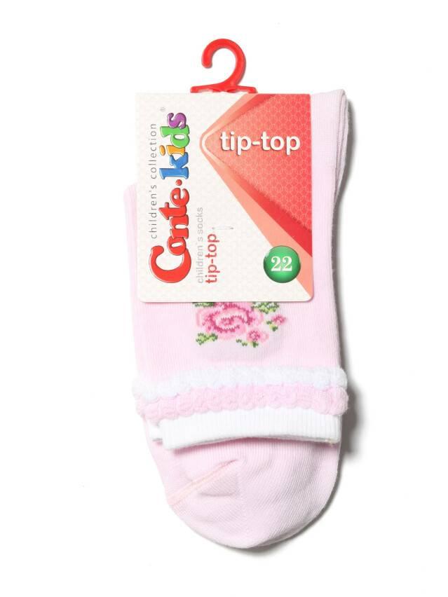 Children's socks CONTE-KIDS TIP-TOP, s.22, 194 light pink - 2