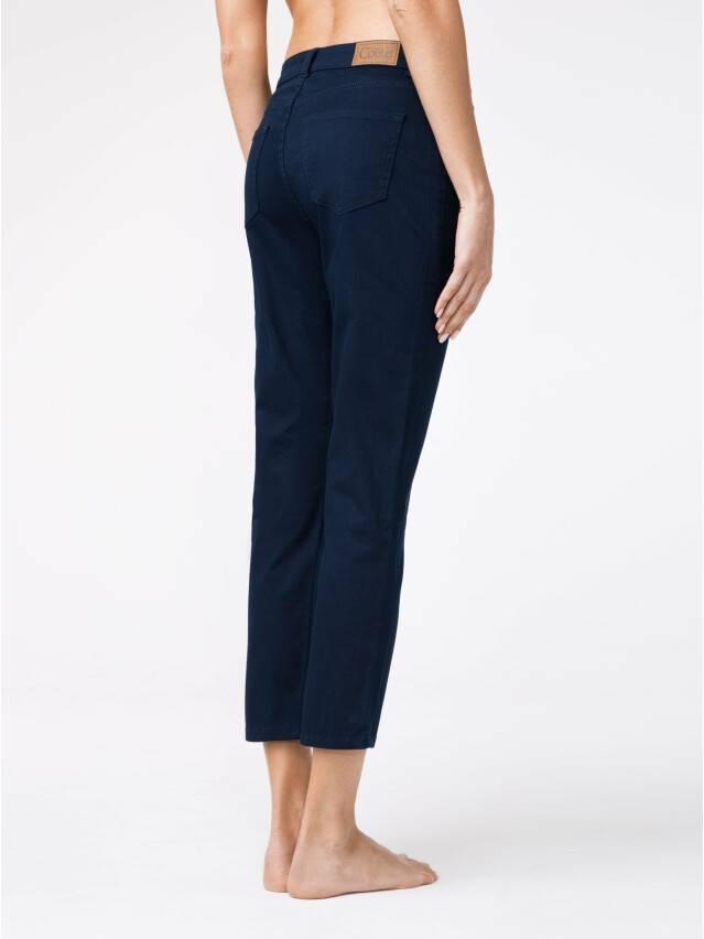 Denim trousers CONTE ELEGANT CON-139B, s.170-102, dark navy - 2