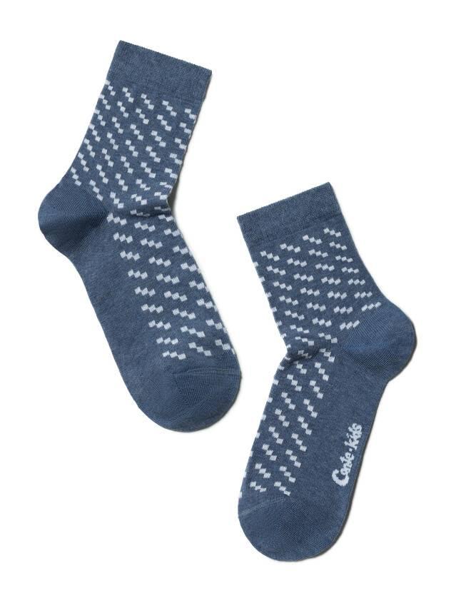 Children's socks CONTE-KIDS TIP-TOP, s.20, 207 denim - 1