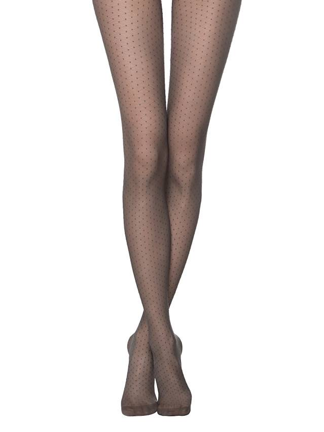 Women's tights CONTE ELEGANT PERLA, s.2, grafit - 1