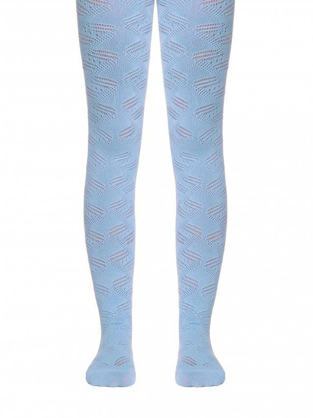 Children's tights CONTE-KIDS MISS, s.116-122 (18),272 blue - 1