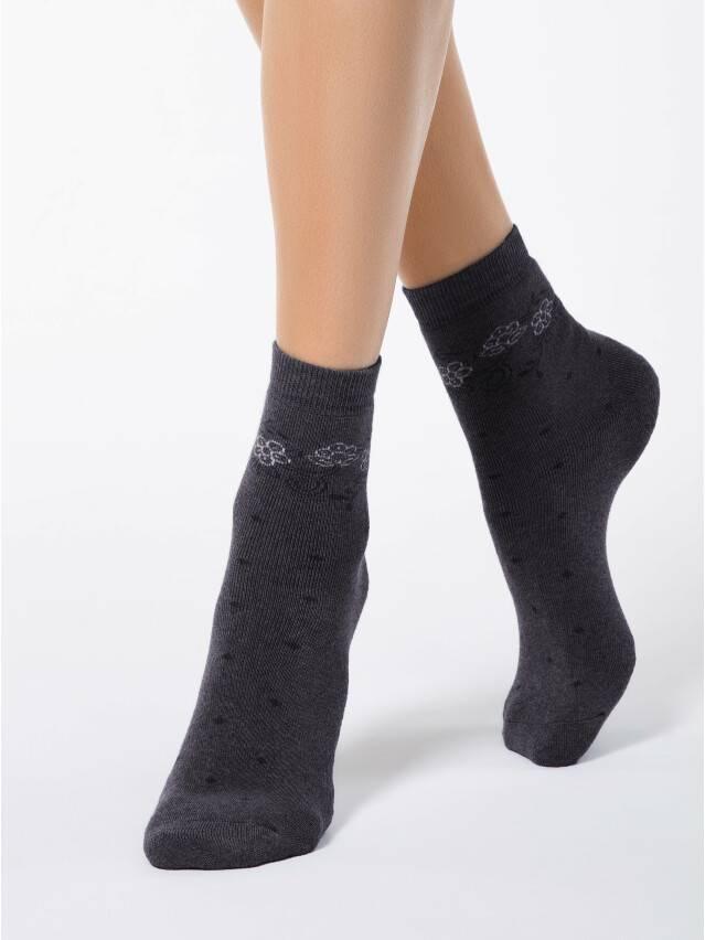 Women's socks CONTE ELEGANT COMFORT, s.25, 034 grey - 1