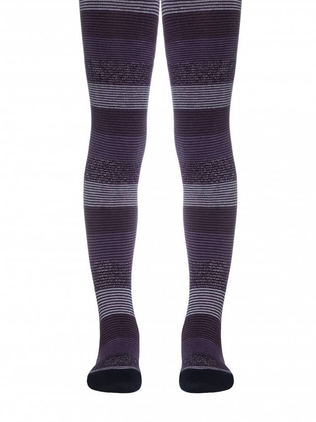 Children's tights CONTE-KIDS TIP-TOP, s.150-152 (22),407 southern night - 1