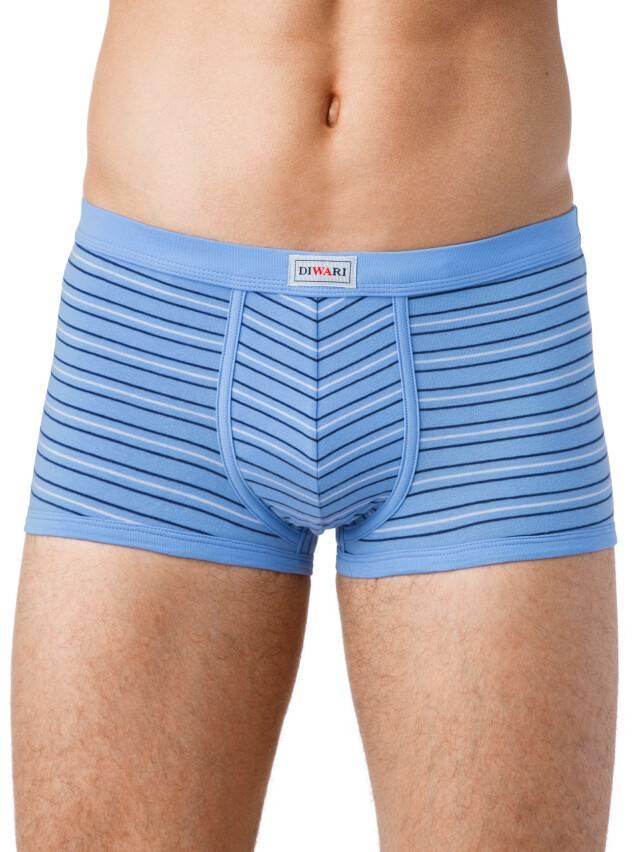 Men's pants DiWaRi BAND SHORTS 357, s.102,106/XL, blue - 1