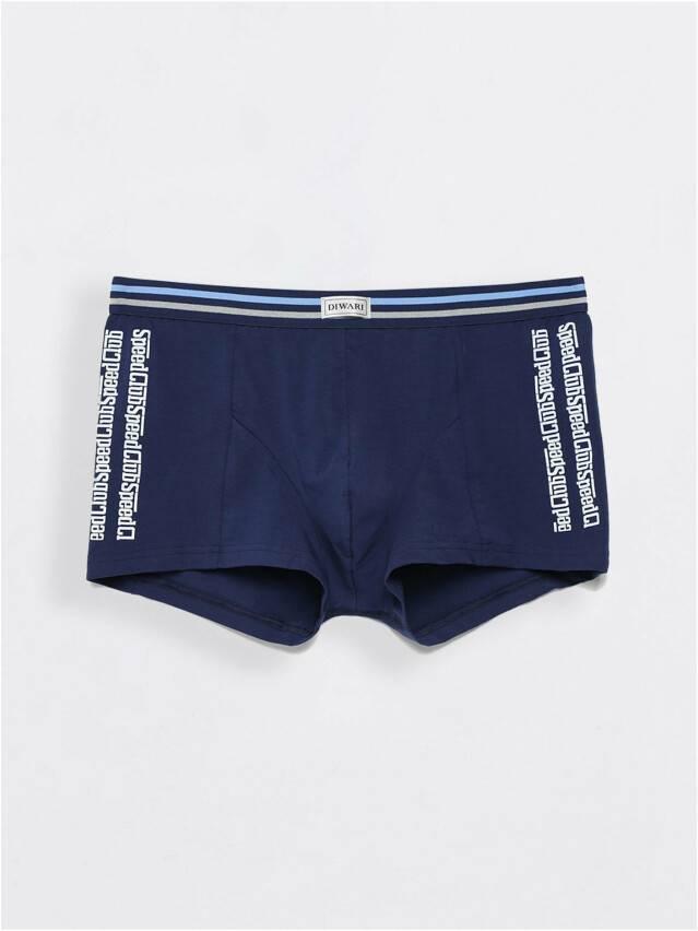 Men's pants DiWaRi TATTOO MSH 406, s.102,106/XL, dark blue - 1