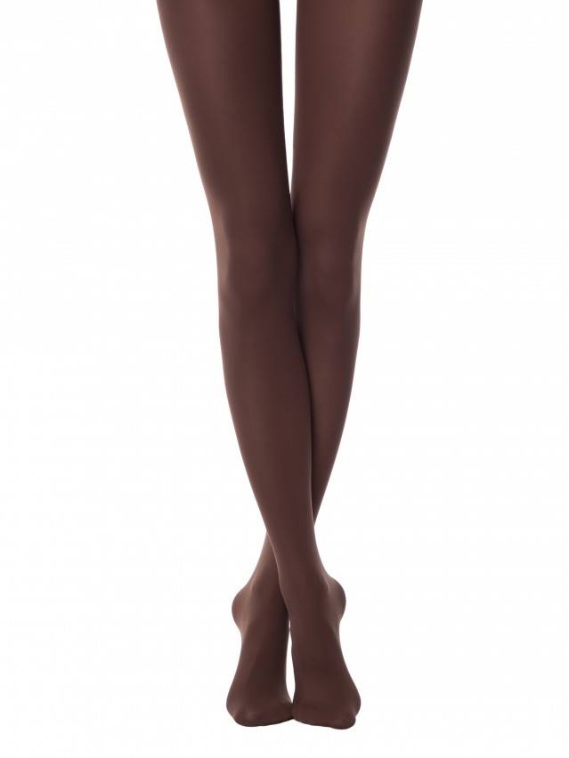 Women's tights CONTE ELEGANT EPISODE 80, s.2, mocca - 1