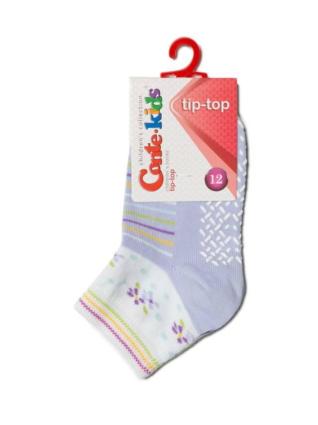 Children's socks CONTE-KIDS TIP-TOP, s.12, 253 pale violet - 2