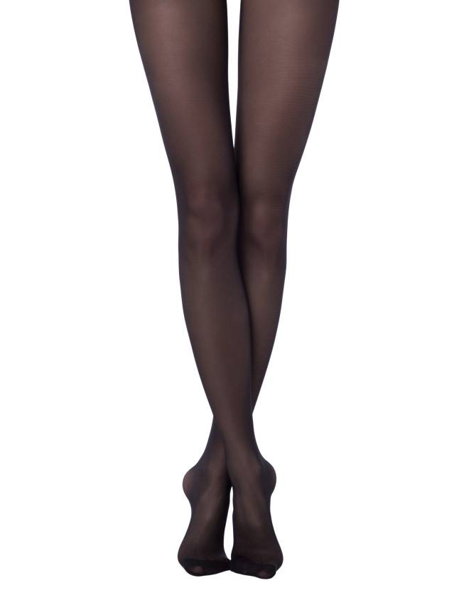 Women's tights CONTE ELEGANT NUANCE 40, s.2, nero - 1