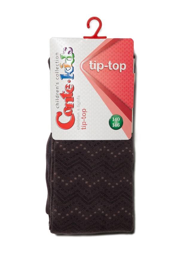 Children's tights CONTE-KIDS TIP-TOP, s.150-152 (22),351 chocolate - 2