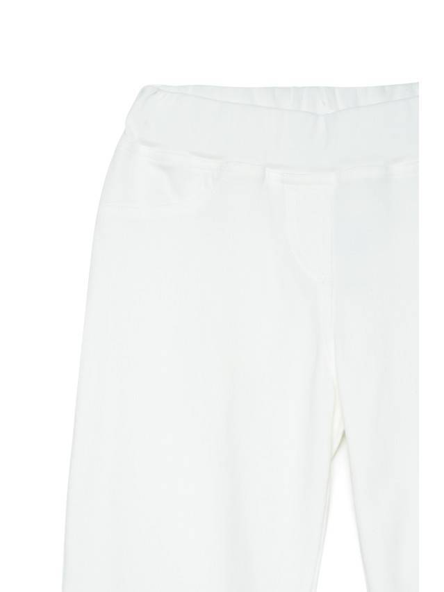 Women's knee pants CONTE ELEGANT MARTINA, s.164-102, white - 5