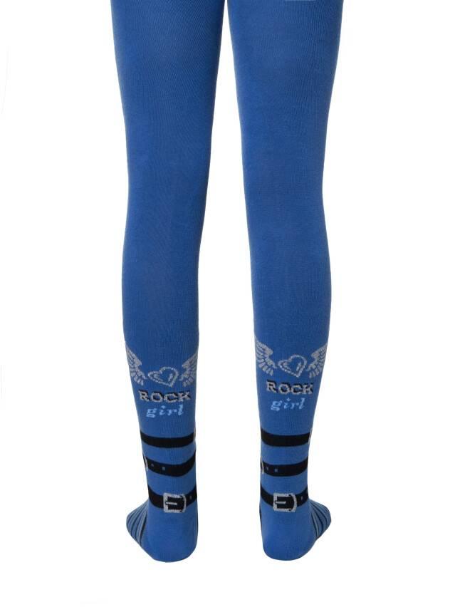 Children's tights CONTE-KIDS TIP-TOP, s.128-134 (20),411 dark blue - 2