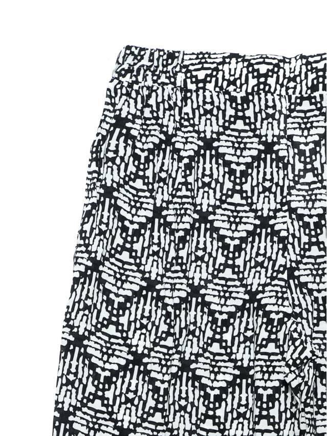 Women's trousers CONTE ELEGANT SAMIRA, s.164-64-92, black-white - 3