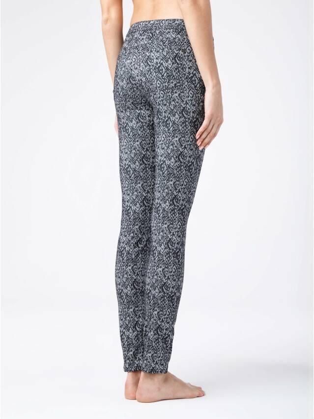 Women's trousers CONTE ELEGANT ERIDA, s.164-64-92, black - 2