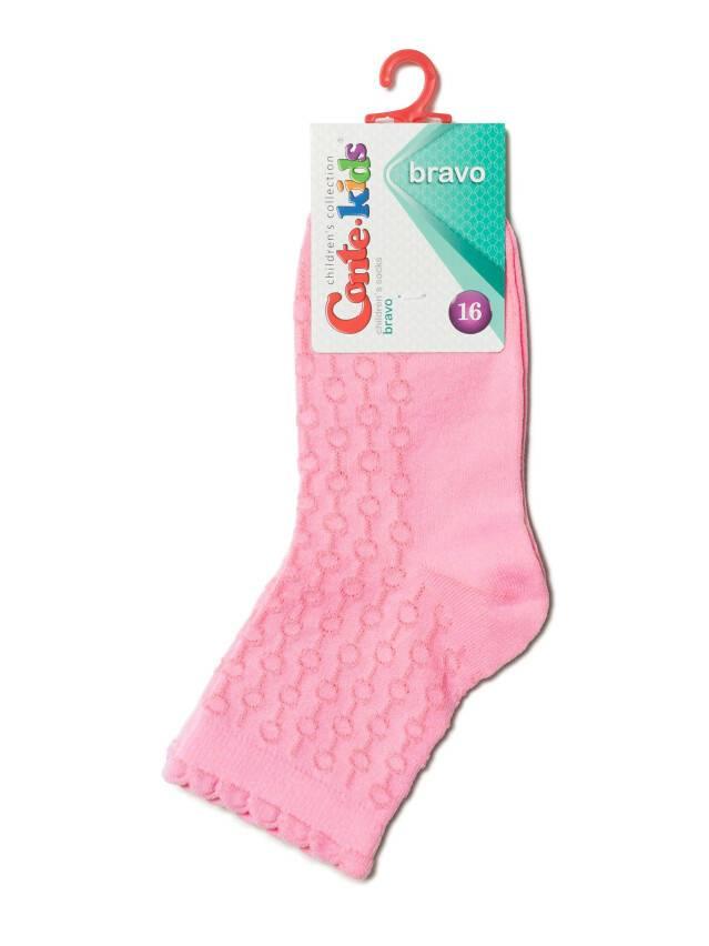 Children's socks CONTE-KIDS BRAVO, s.16, 185 mallow - 2