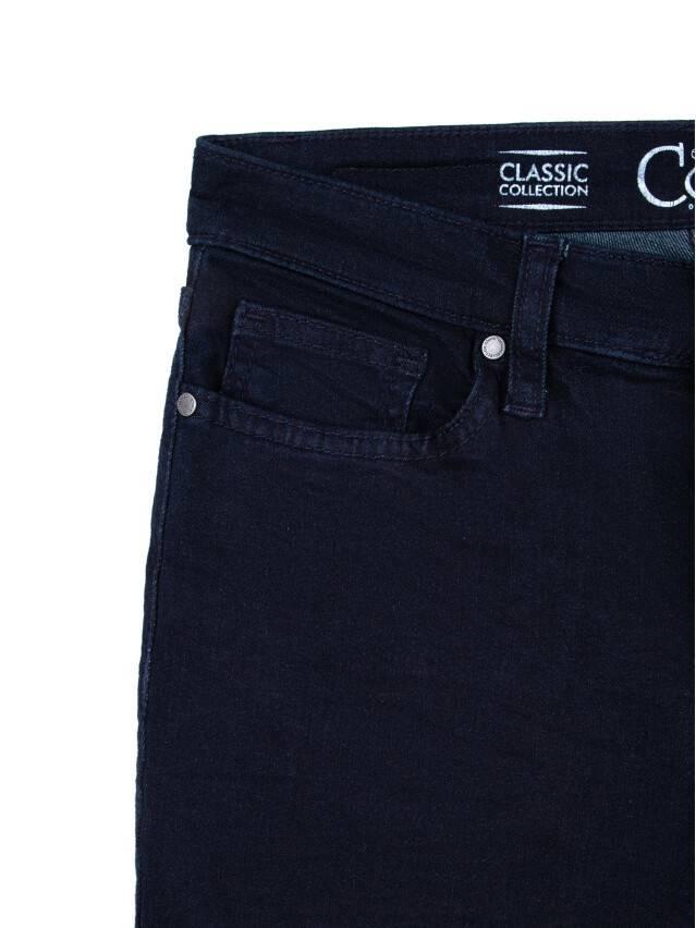 Denim trousers CONTE ELEGANT 623-100R, s.170-102, navy - 6