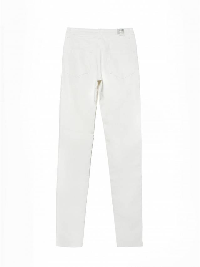 Skinny push up jeans with Mid rise CON-228, s.170-102, white - 5